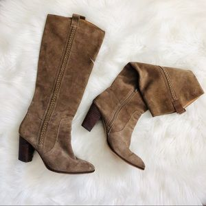 Dolce Vita Suede Knee High Boots